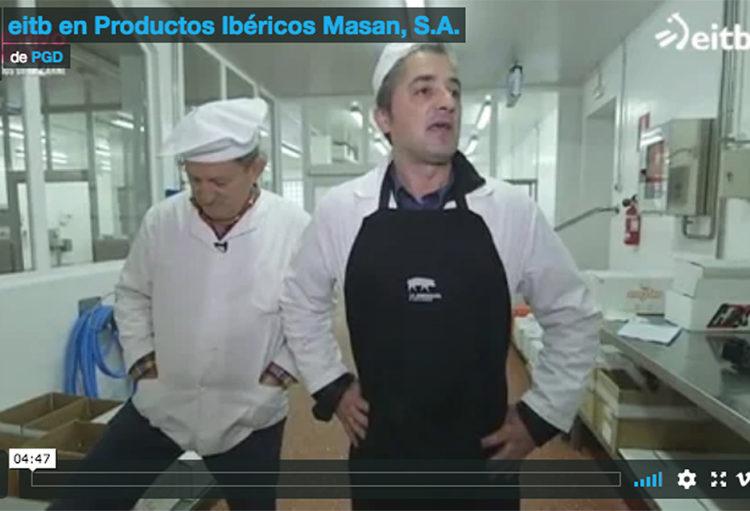 Reportaje de la Televisión Pública Vasca (Eitb)